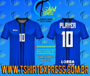 Camisa Esportiva Futebol Futsal Camiseta Uniforme (143)