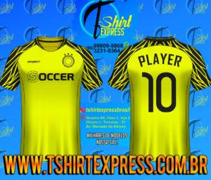 Camisa Esportiva Futebol Futsal Camiseta Uniforme (145)