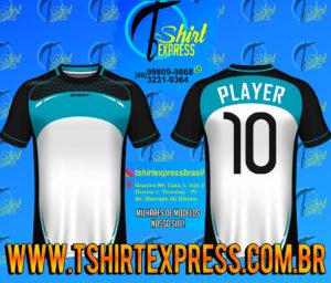 Camisa Esportiva Futebol Futsal Camiseta Uniforme (147)