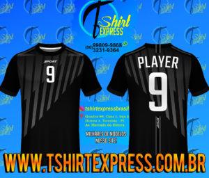 Camisa Esportiva Futebol Futsal Camiseta Uniforme (153)