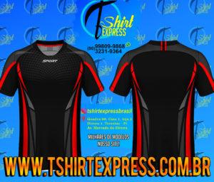 Camisa Esportiva Futebol Futsal Camiseta Uniforme (154)