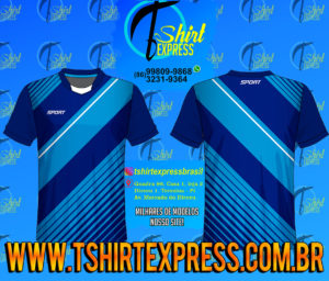 Camisa Esportiva Futebol Futsal Camiseta Uniforme (159)