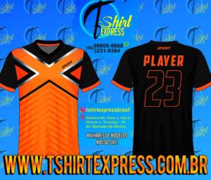 Camisa Esportiva Futebol Futsal Camiseta Uniforme (160)