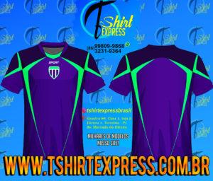 Camisa Esportiva Futebol Futsal Camiseta Uniforme (162)
