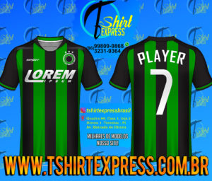 Camisa Esportiva Futebol Futsal Camiseta Uniforme (163)