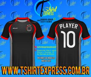 Camisa Esportiva Futebol Futsal Camiseta Uniforme (165)