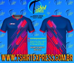 Camisa Esportiva Futebol Futsal Camiseta Uniforme (166)