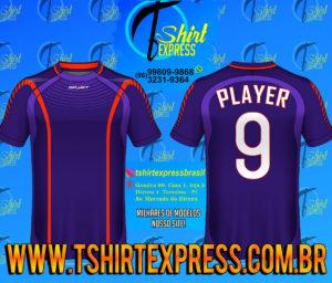 Camisa Esportiva Futebol Futsal Camiseta Uniforme (167)