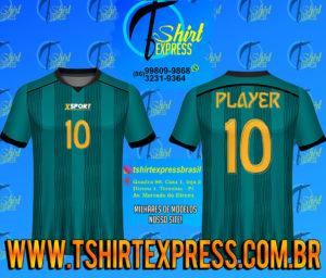 Camisa Esportiva Futebol Futsal Camiseta Uniforme (168)