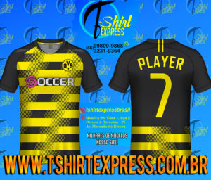 Camisa Esportiva Futebol Futsal Camiseta Uniforme (169)