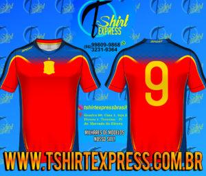 Camisa Esportiva Futebol Futsal Camiseta Uniforme (173)