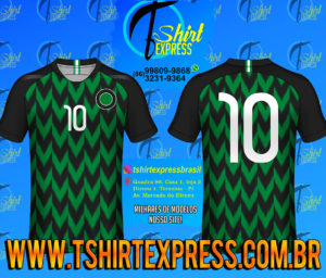Camisa Esportiva Futebol Futsal Camiseta Uniforme (175)
