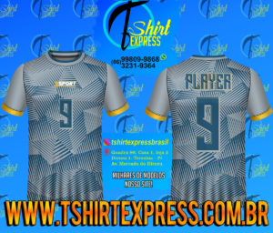 Camisa Esportiva Futebol Futsal Camiseta Uniforme (179)