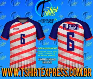 Camisa Esportiva Futebol Futsal Camiseta Uniforme (186)