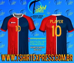 Camisa Esportiva Futebol Futsal Camiseta Uniforme (191)