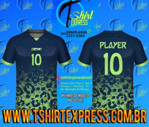 Camisa Esportiva Futebol Futsal Camiseta Uniforme (195)