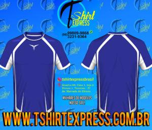 Camisa Esportiva Futebol Futsal Camiseta Uniforme (196)