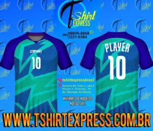Camisa Esportiva Futebol Futsal Camiseta Uniforme (199)