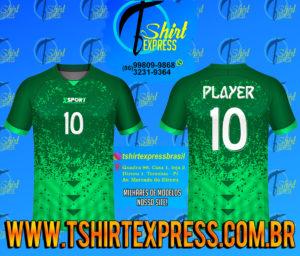 Camisa Esportiva Futebol Futsal Camiseta Uniforme (204)
