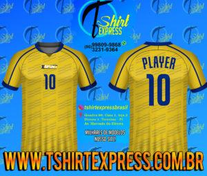 Camisa Esportiva Futebol Futsal Camiseta Uniforme (206)