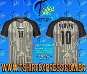 Camisa Esportiva Futebol Futsal Camiseta Uniforme (210)