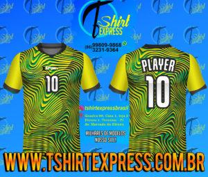 Camisa Esportiva Futebol Futsal Camiseta Uniforme (213)