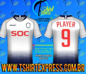 Camisa Esportiva Futebol Futsal Camiseta Uniforme (215)
