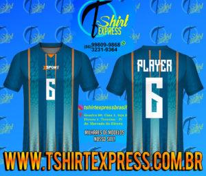 Camisa Esportiva Futebol Futsal Camiseta Uniforme (220)