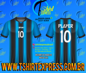 Camisa Esportiva Futebol Futsal Camiseta Uniforme (221)