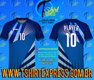 Camisa Esportiva Futebol Futsal Camiseta Uniforme (223)