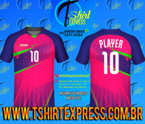 Camisa Esportiva Futebol Futsal Camiseta Uniforme (224)