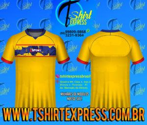 Camisa Esportiva Futebol Futsal Camiseta Uniforme (231)