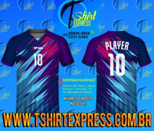 Camisa Esportiva Futebol Futsal Camiseta Uniforme (232)