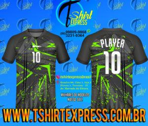 Camisa Esportiva Futebol Futsal Camiseta Uniforme (233)
