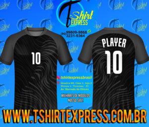 Camisa Esportiva Futebol Futsal Camiseta Uniforme (234)
