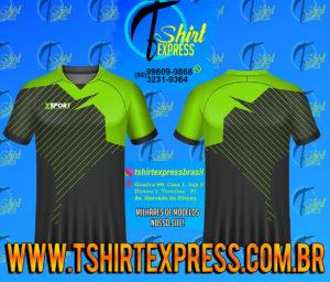 Camisa Esportiva Futebol Futsal Camiseta Uniforme (235)