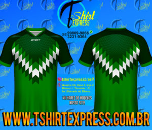 Camisa Esportiva Futebol Futsal Camiseta Uniforme (241)