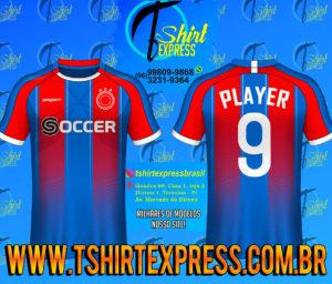 Camisa Esportiva Futebol Futsal Camiseta Uniforme (242)