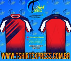 Camisa Esportiva Futebol Futsal Camiseta Uniforme (243)