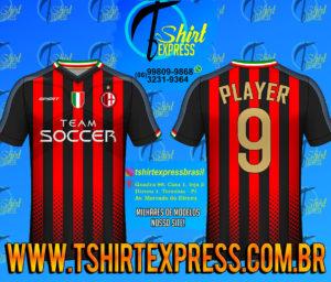 Camisa Esportiva Futebol Futsal Camiseta Uniforme (244)