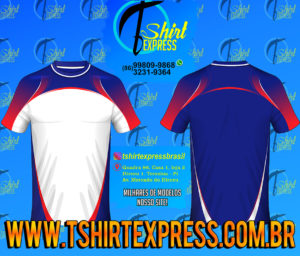 Camisa Esportiva Futebol Futsal Camiseta Uniforme (245)
