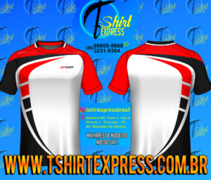 Camisa Esportiva Futebol Futsal Camiseta Uniforme (246)