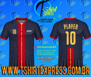 Camisa Esportiva Futebol Futsal Camiseta Uniforme (247)