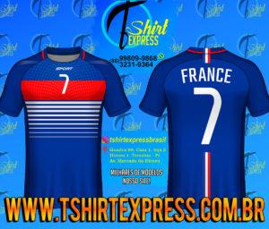 Camisa Esportiva Futebol Futsal Camiseta Uniforme (252)