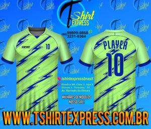 Camisa Esportiva Futebol Futsal Camiseta Uniforme (254)
