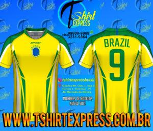 Camisa Esportiva Futebol Futsal Camiseta Uniforme (255)