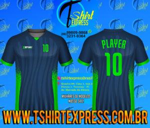 Camisa Esportiva Futebol Futsal Camiseta Uniforme (257)