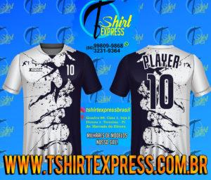 Camisa Esportiva Futebol Futsal Camiseta Uniforme (259)