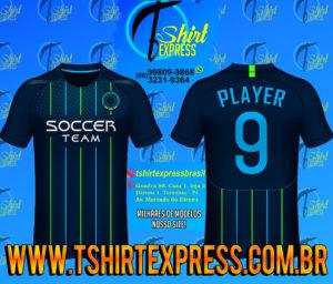 Camisa Esportiva Futebol Futsal Camiseta Uniforme (261)
