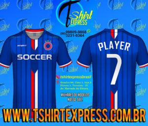 Camisa Esportiva Futebol Futsal Camiseta Uniforme (263)